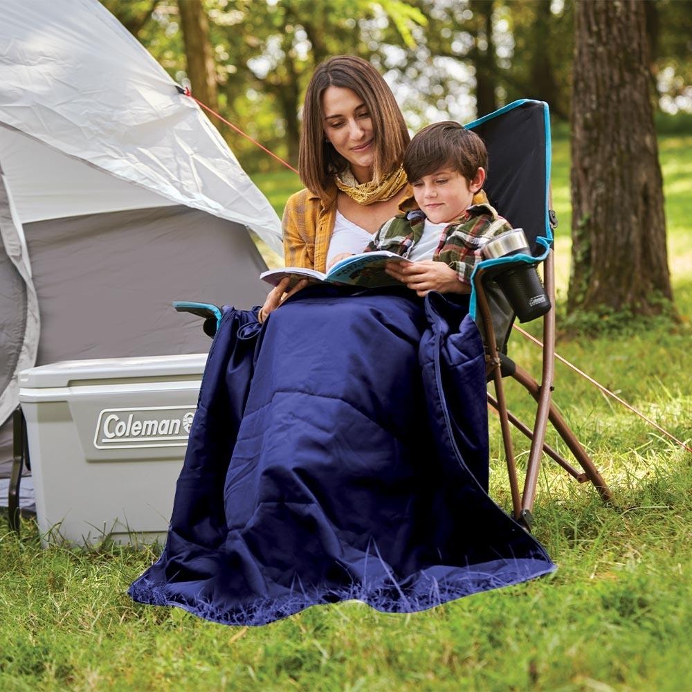 Coleman Outdoor Blanket Double