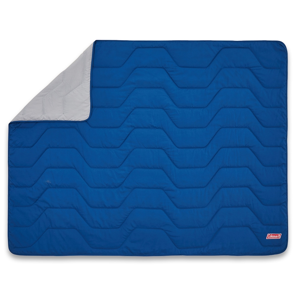 Coleman Outdoor Blanket Single - Quilted construction