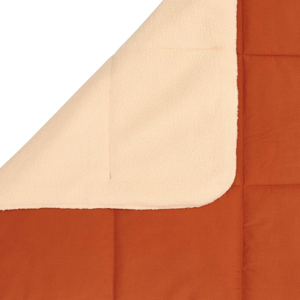 Coleman Outdoor Outdoor Blanket Single Fleece - Fleece lined