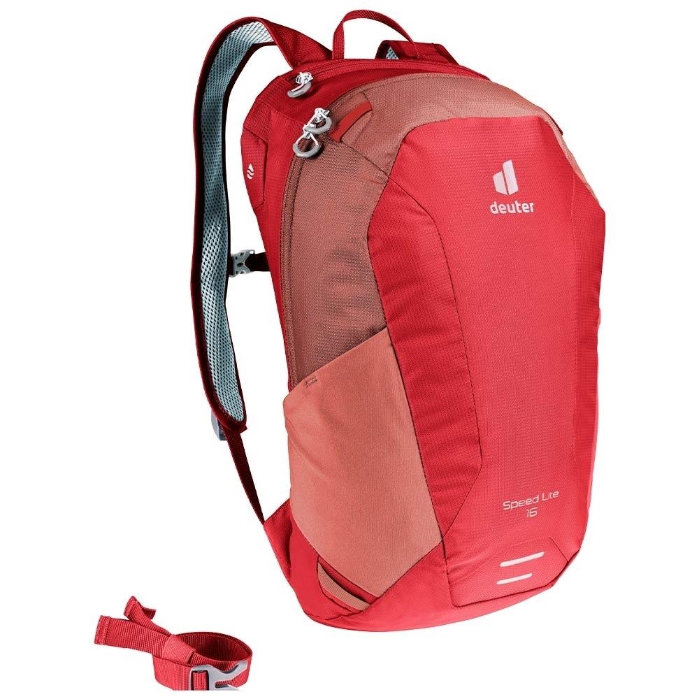 Deuter Speed Lite 16 Hiking Backpack - Removable waist belt