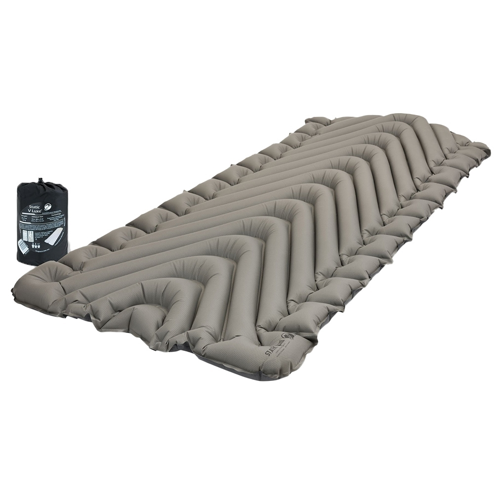 Klymit Static V Luxe Sleeping Pad - Pack size