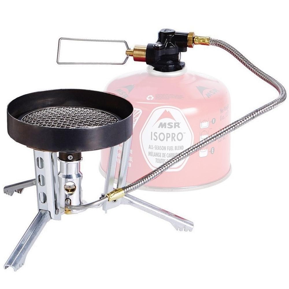 MSR WindBurner Group Stove System - Radiant burner with boil-to-simmer control