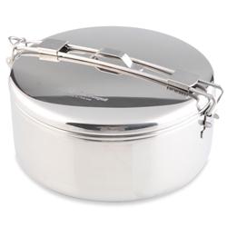MSR Alpine Stowaway Pot 775ml - Stainless Steel pot with folding handle