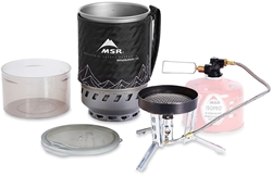 MSR WindBurner Duo Stove System - Minimalist, windproof & fast-boil modular stove system for two