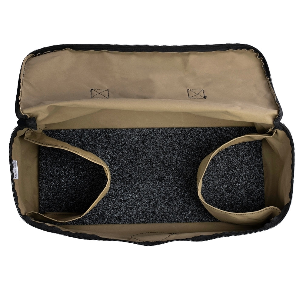 Blacksmith Camping Supplies Australian Made Towing Mirror Bag - Dividers for Separating Mirror Heads