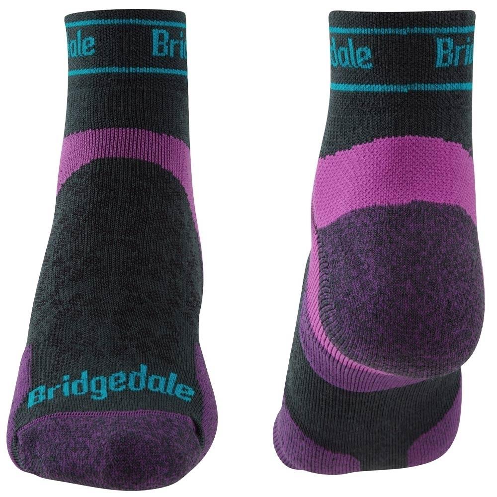 Bridgedale Trail Run Ultralight T2 Merino Sport Low Women's Sock