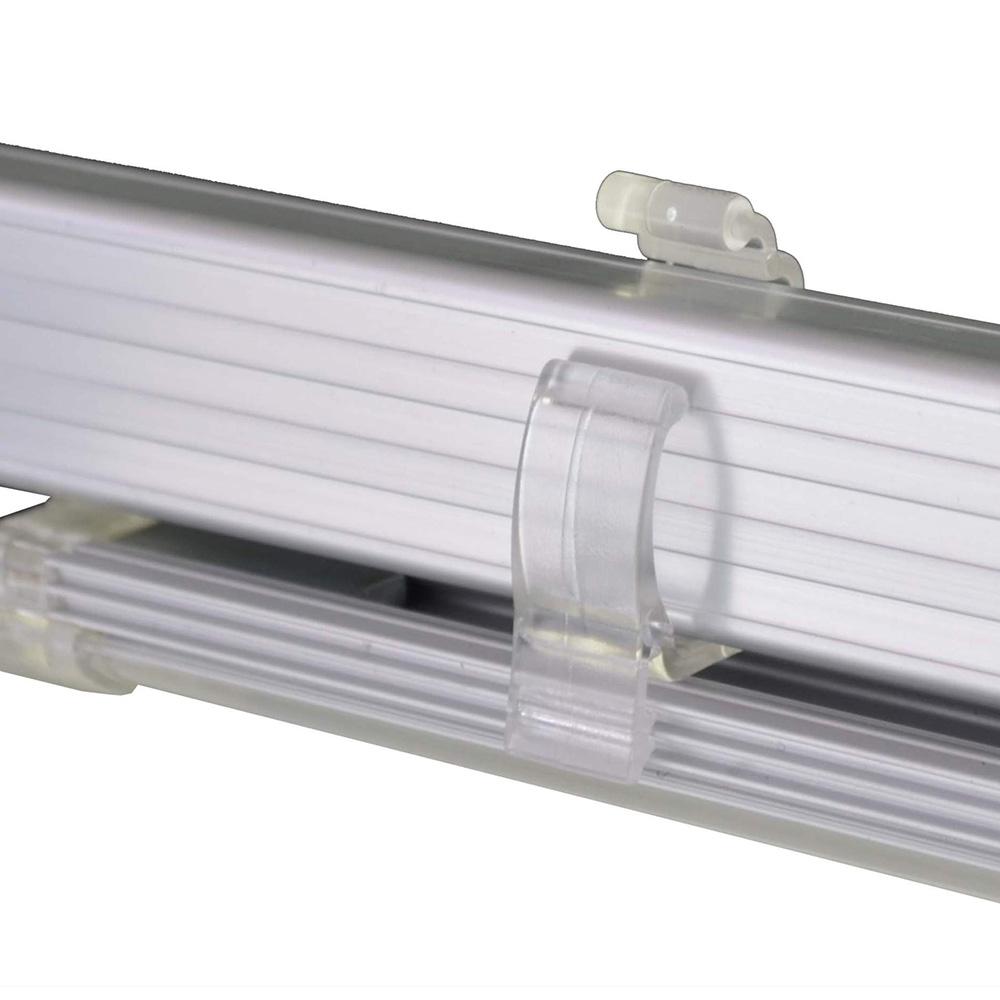 Outdoor Connection Power Strip Light Bar Kit - 4 Bar White/Amber - Clip