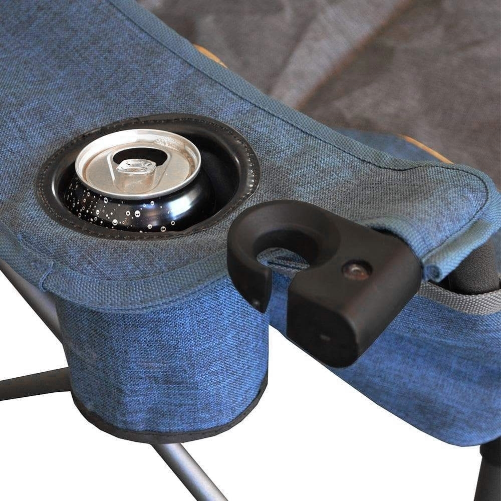 Outdoor Connection Burly Lumbar Chair - Drink holder