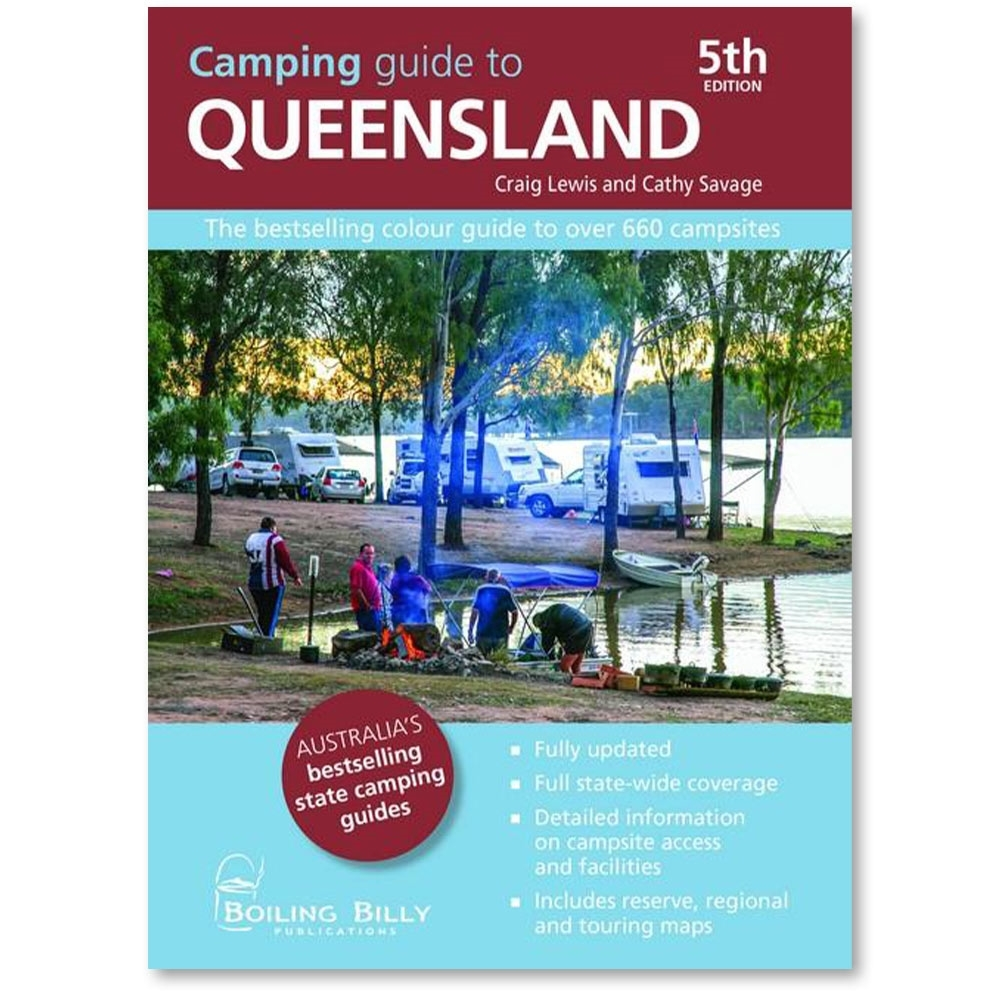 Boiling Billy Camping Guide to Queensland