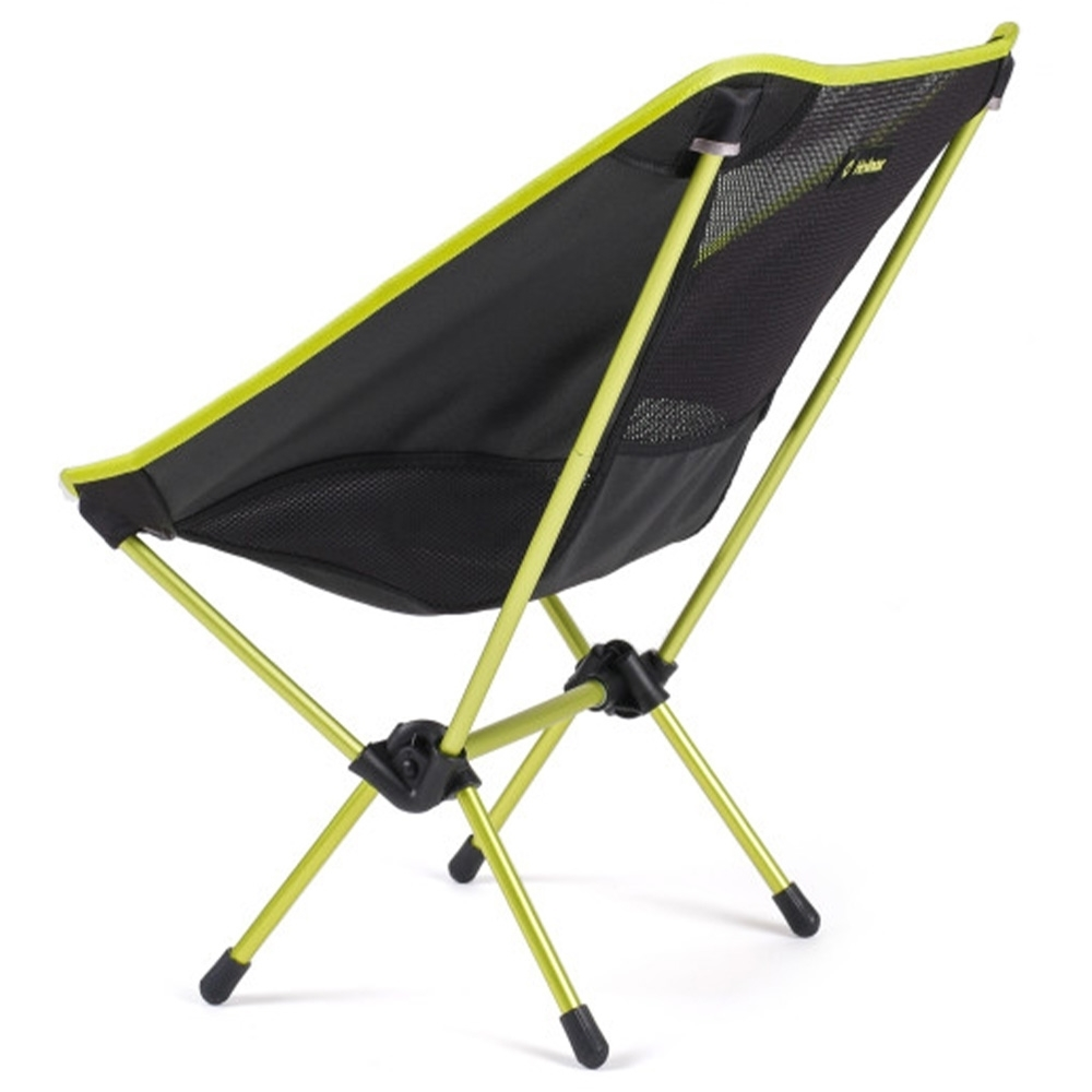 Helinox Chair One Camping & Hiking Seat - Black with Melon Frame