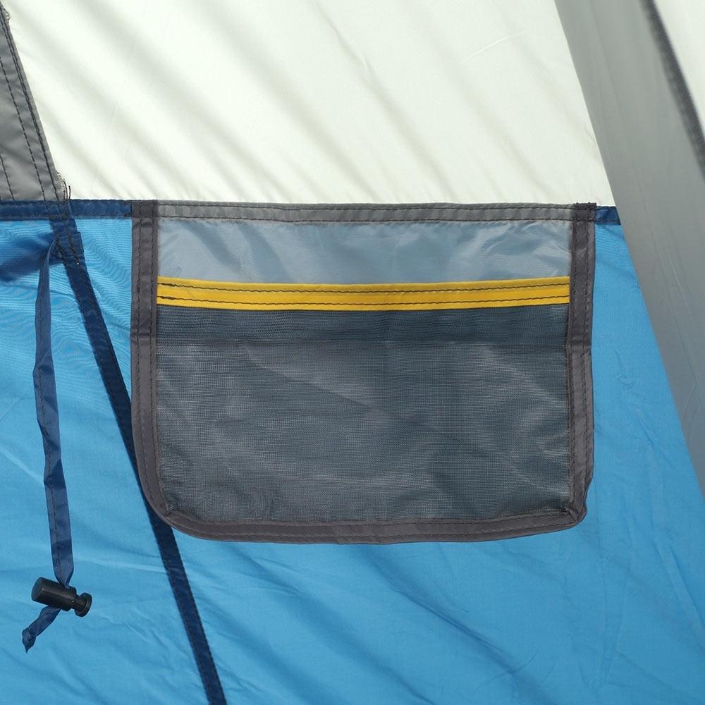 OZtrail Family 10 Dome Tent - Organiser pocket