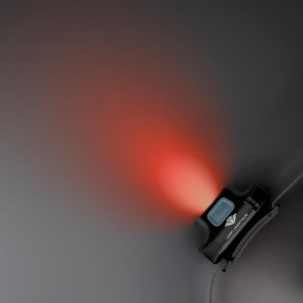 Silva Scout 2XT Headlamp - Red light mode