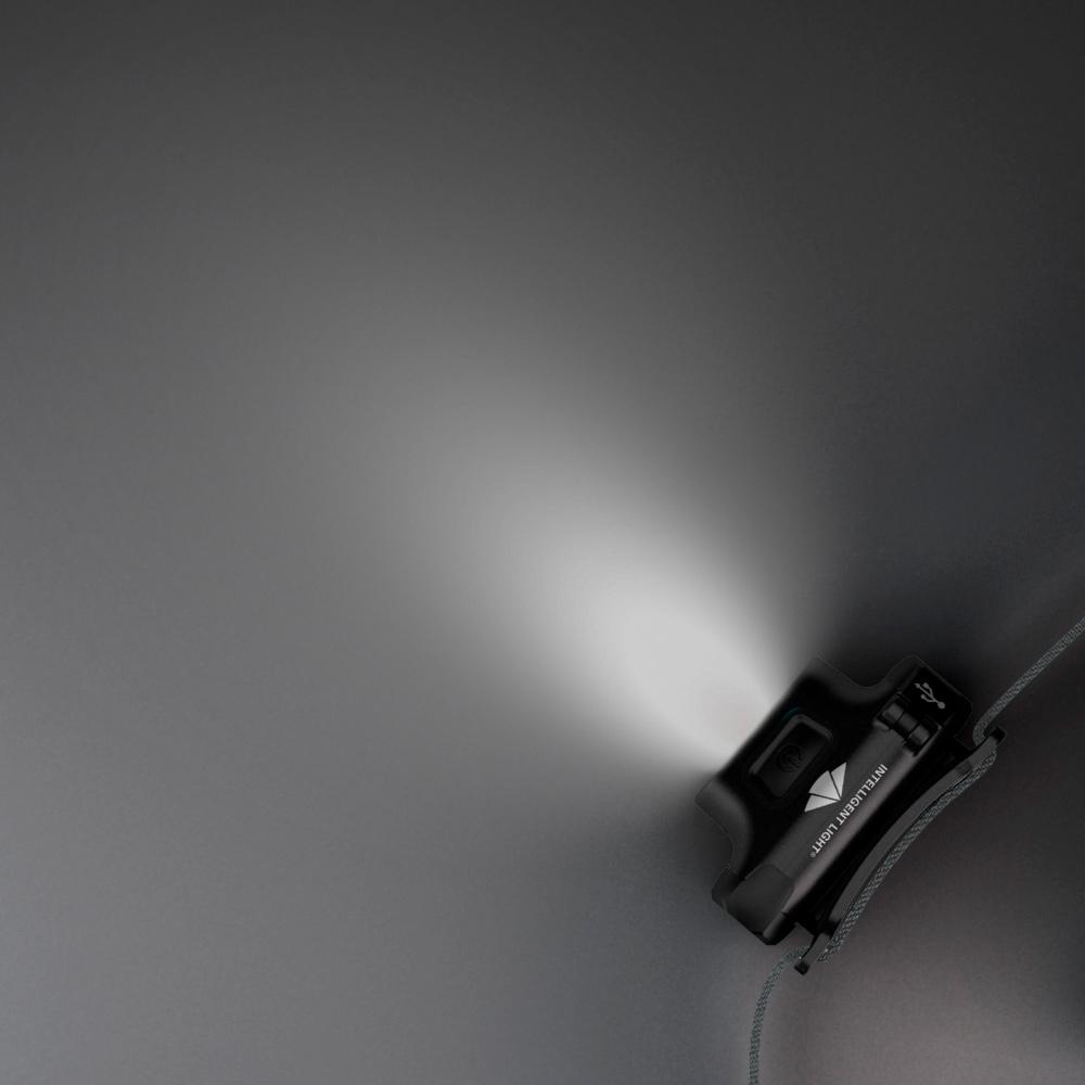 Silva Scout 2RC Headlamp - White light mode
