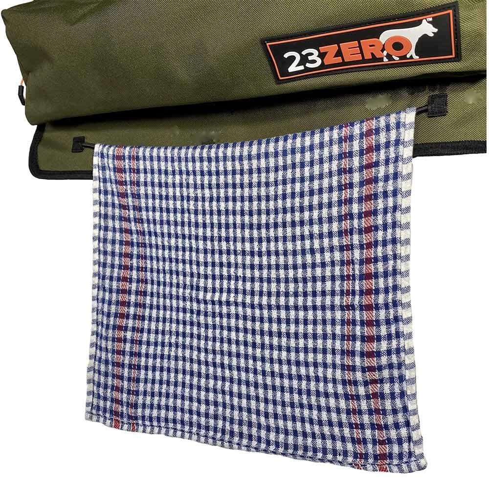 23ZERO Kitchen Sling - Provision for tea towel
