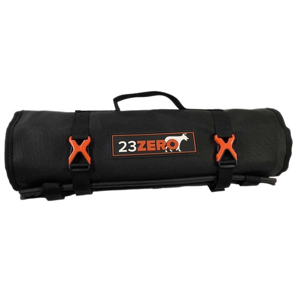 23ZERO Kitchen Sling - Quick release buckles to secure sling when rolled
