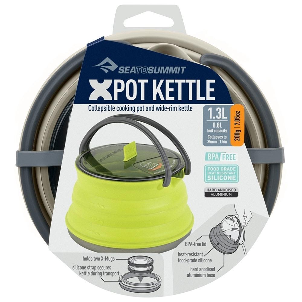 Sea to Summit X Pot Kettle 1.3L - Packaging