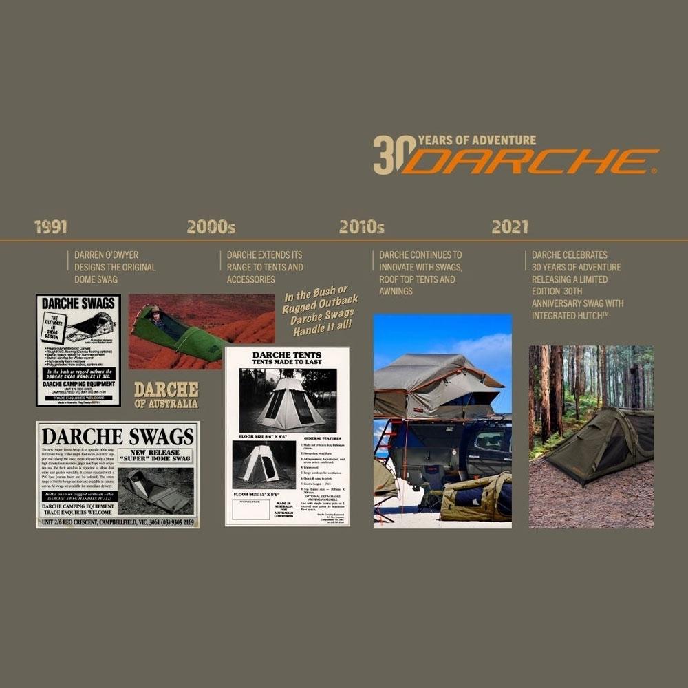 Darche Limited Edition Dusk to Dawn + Swag