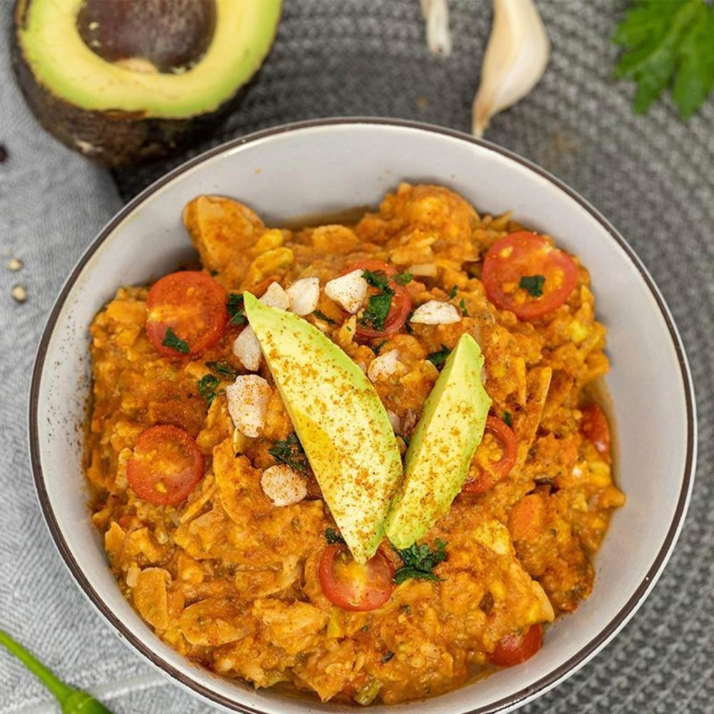 Radix Nutrition Plant-Based Mexican Chilli with Avocado - EXPEDITION 800