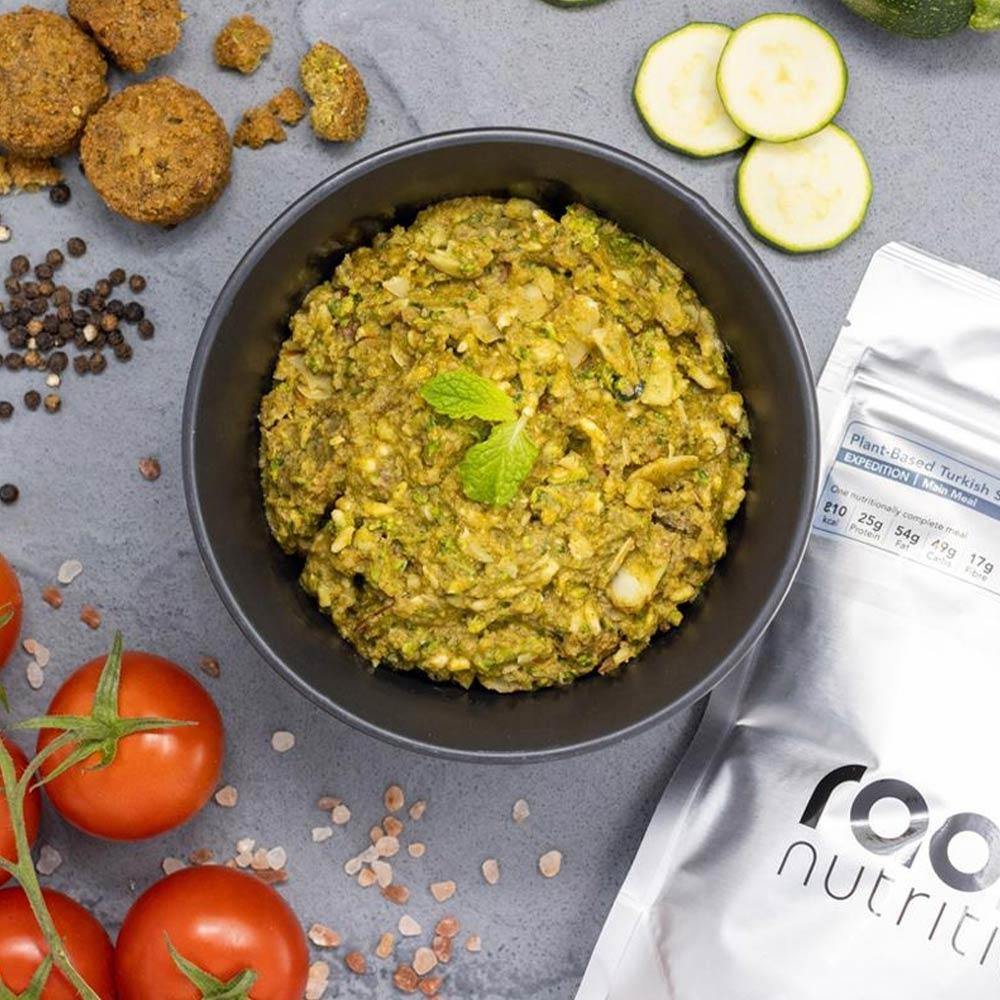 Radix Nutrition Plant-Based Turkish Style Falafel - EXPEDITION 800