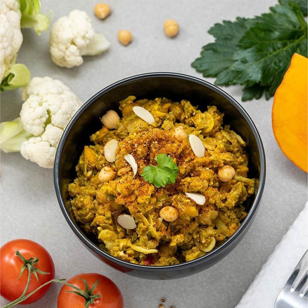 Radix Nutrition Plant-Based Indian Style Chickpea Curry - PERFORMANCE 600
