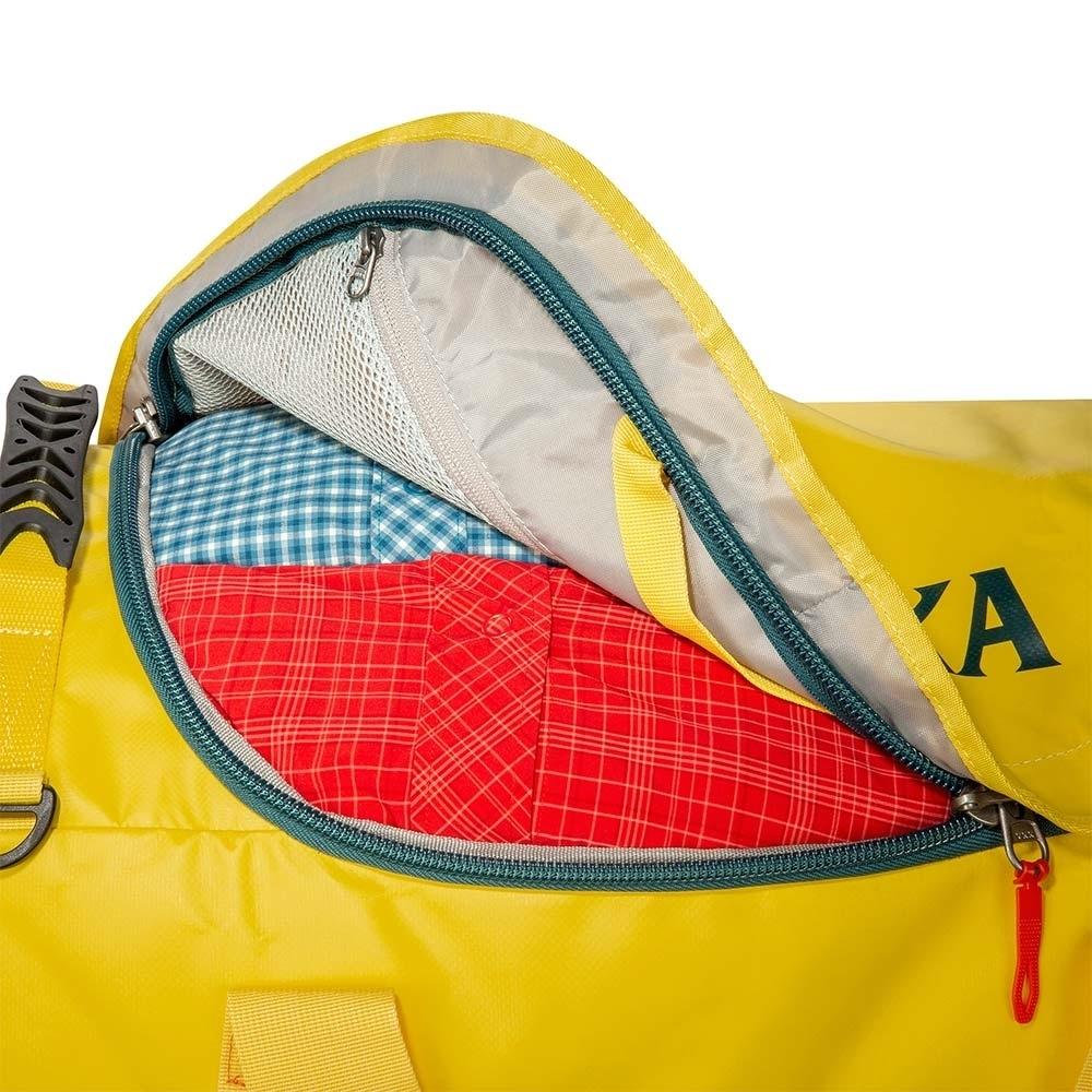 Tatonka Barrel Bag S - Strong No.10 zipper