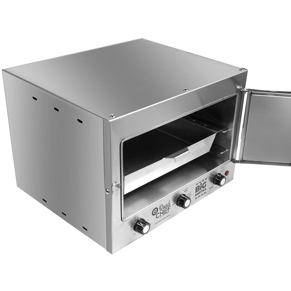 Road Chef Big Bertha 12V Oven - Made from 304 stainless steel