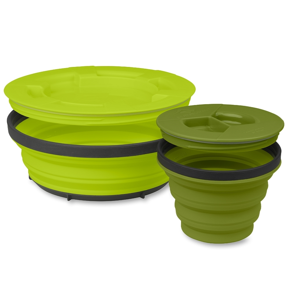 Sea to Summit X-Seal & Go Set Small Olive