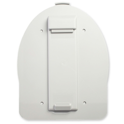 Thetford Floor Plate for Porta Potti Excellence 565 - Mount your 565 toilet to the floor