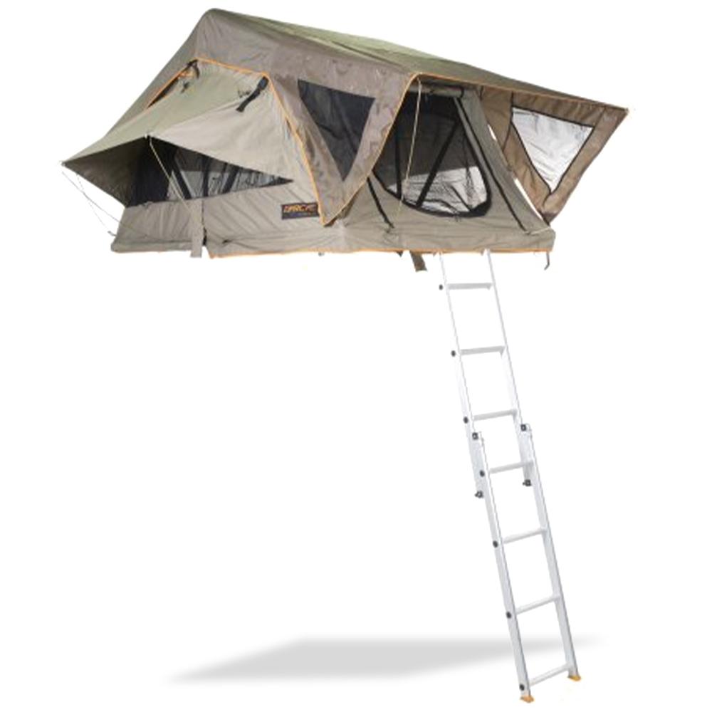 Darche Intrepidor 1600 Rooftop Tent Sky Window