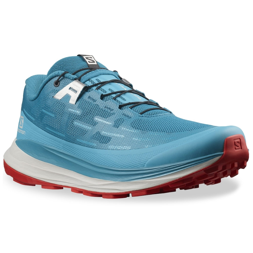 Salomon Ultra Glide Men's Shoe Crystal Teal Barrier Reef Goji Berry
