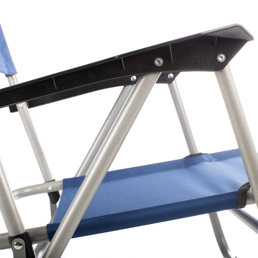 OZtrail Beach Chair with Arms