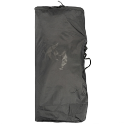 Black Wolf Pack Coverall - Fits packs up to 90L