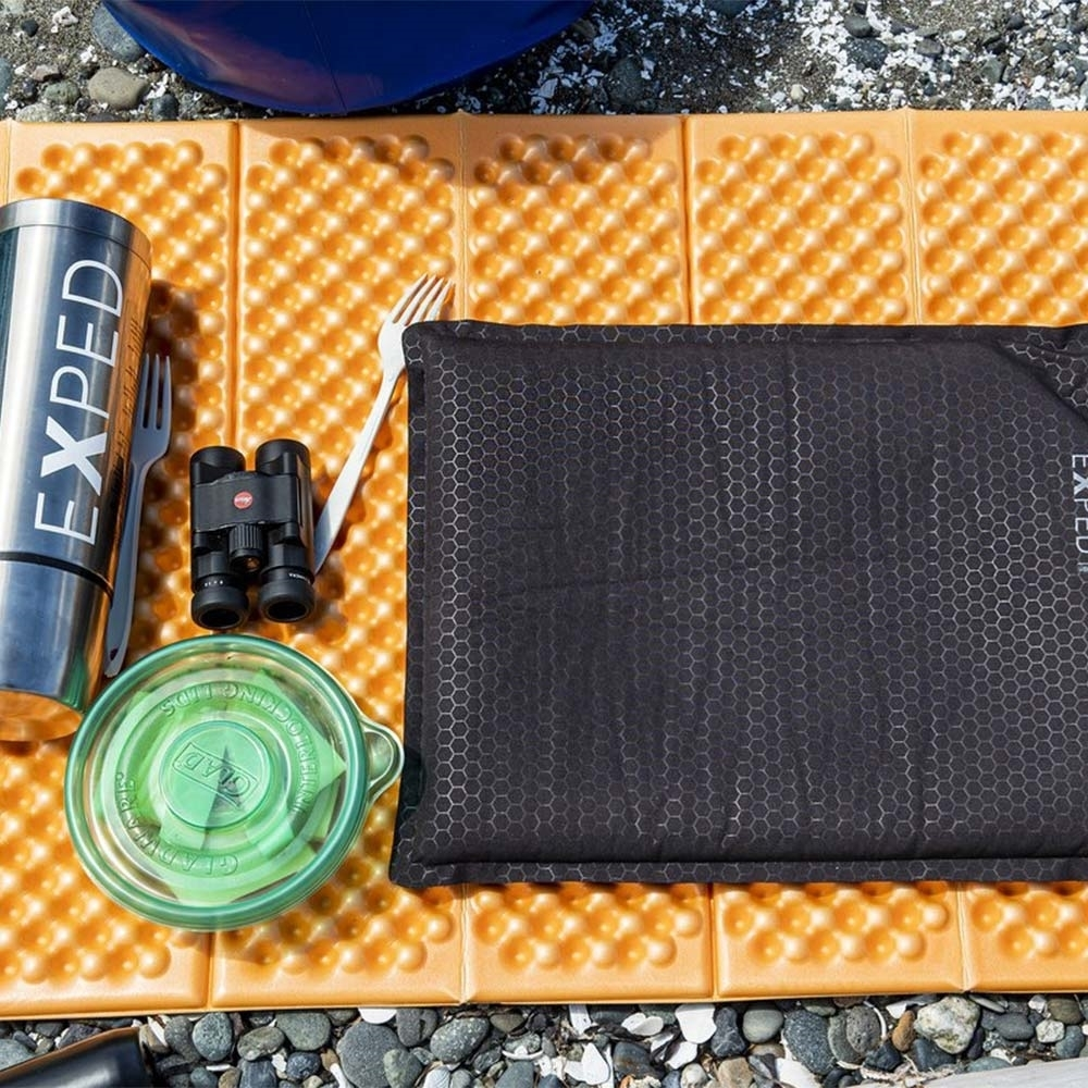 Exped FlexMat Sleeping Mat - Add comfort to your camp set-up