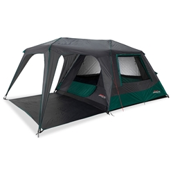 Darche KOZI Series 6P Instant Tent - Family sized tent with built-in front shelter