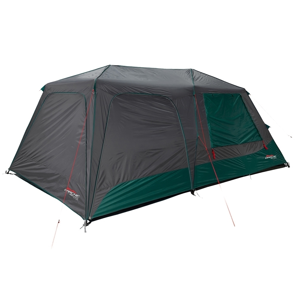 Darche KOZI Series 6P Instant Tent - Full fly with removable front and side walls
