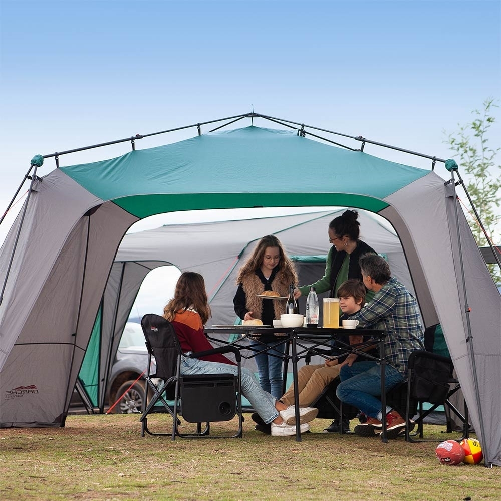 Darche KOZI Series Compact Shelter - Compact family sized shelter
