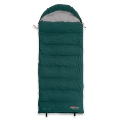 Darche KOZI Series Adult Sleeping Bag -5°C - Soft touch, low noise outer shell and lining
