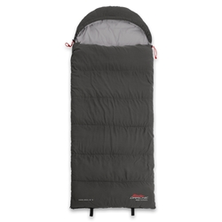Darche KOZI Series Junior Sleeping Bag 0°C - Soft touch, low noise outer shell and lining in a junior size