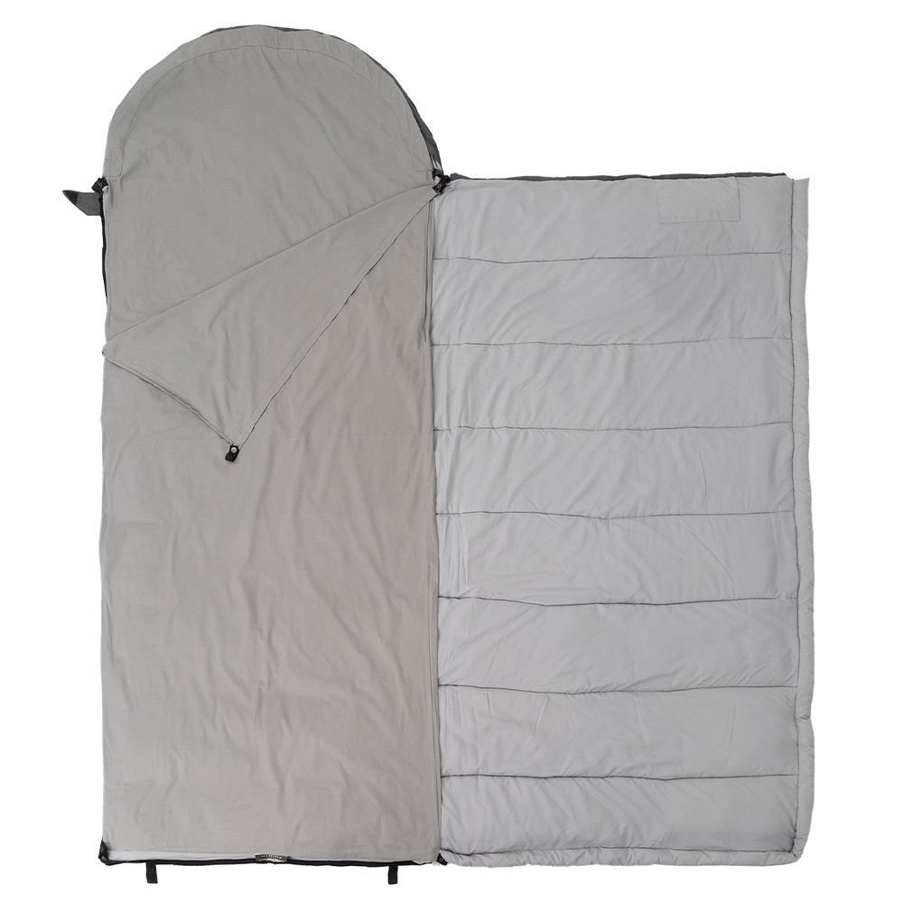 Darche KOZI Series Adult Sleeping Bag Liner - Designed specifically for use with the KOZI Series Sleeping Bags
