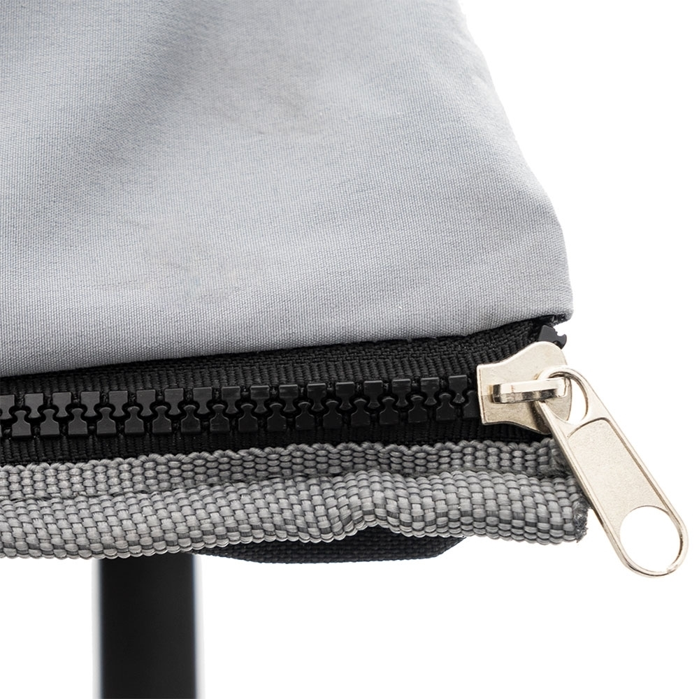 Darche KOZI Series Low Single Stretcher - Soft touch Pillow Pocket secures pillow in place