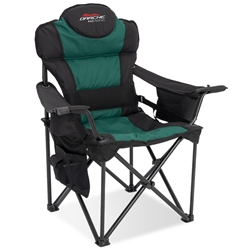 Darche KOZI Series Quick Fold Chair - Plush padded seat and headrest for ultimate comfort