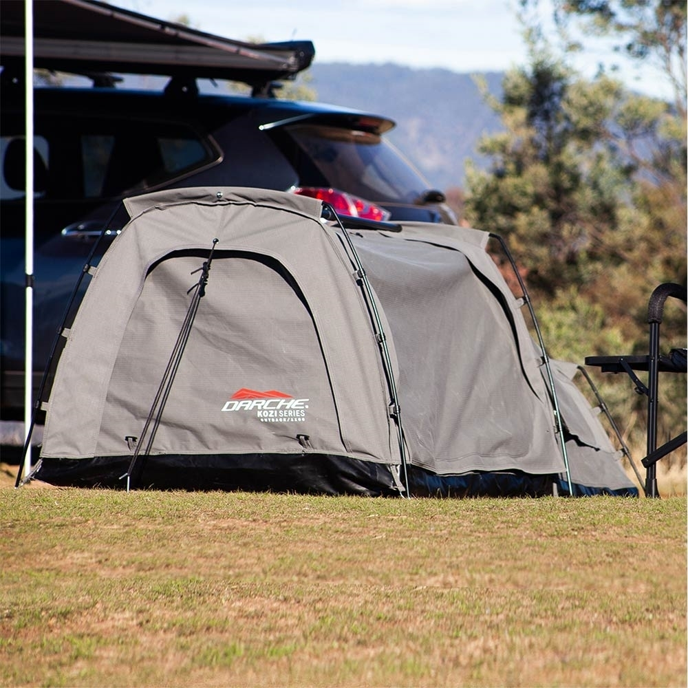 Darche KOZI Series Outback Swag 1100 - Durable 320gsm ripstop polycotton canvas with internal seam sealing