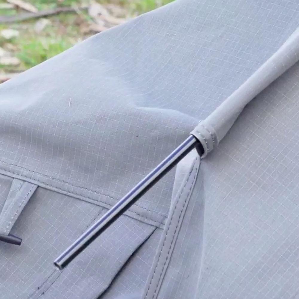 Darche KOZI Series Outback Swag 1100 - 7001 anodised aluminium alloy poles