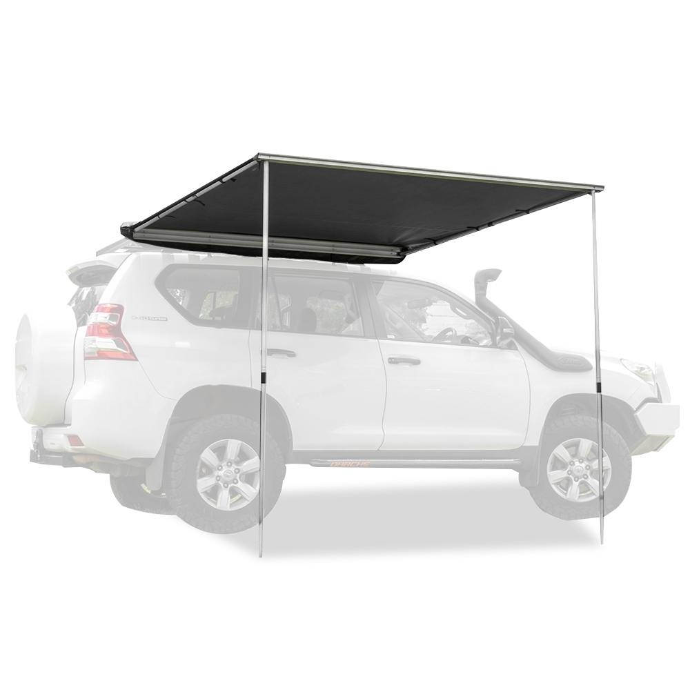 Darche KOZI Series 2 x 2.5M Side Awning - Add instant cover to any traveller's kit