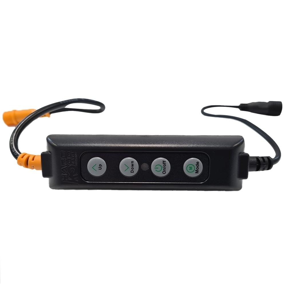 Hard Korr 2m Stick-On 3 Colour Flexible LED Tape Light Kit - Tri-Colour Dimmer Switch