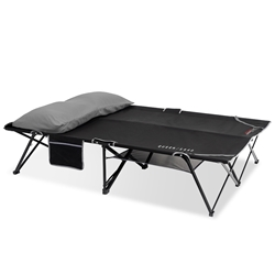Darche KOZI Series Queen Stretcher - Fast folding frame sets up in seconds