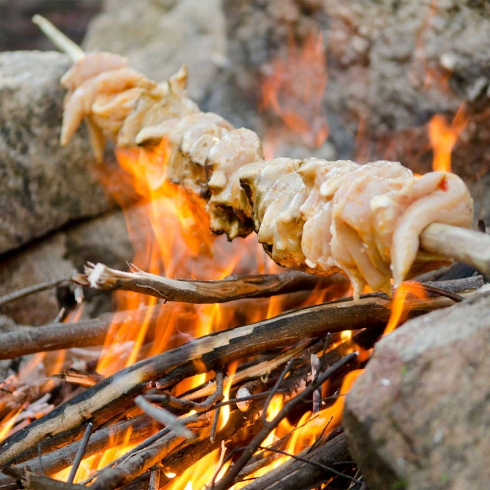 Exploring Eden Media Fire To Fork Adventure Cooking - Harry Fisher