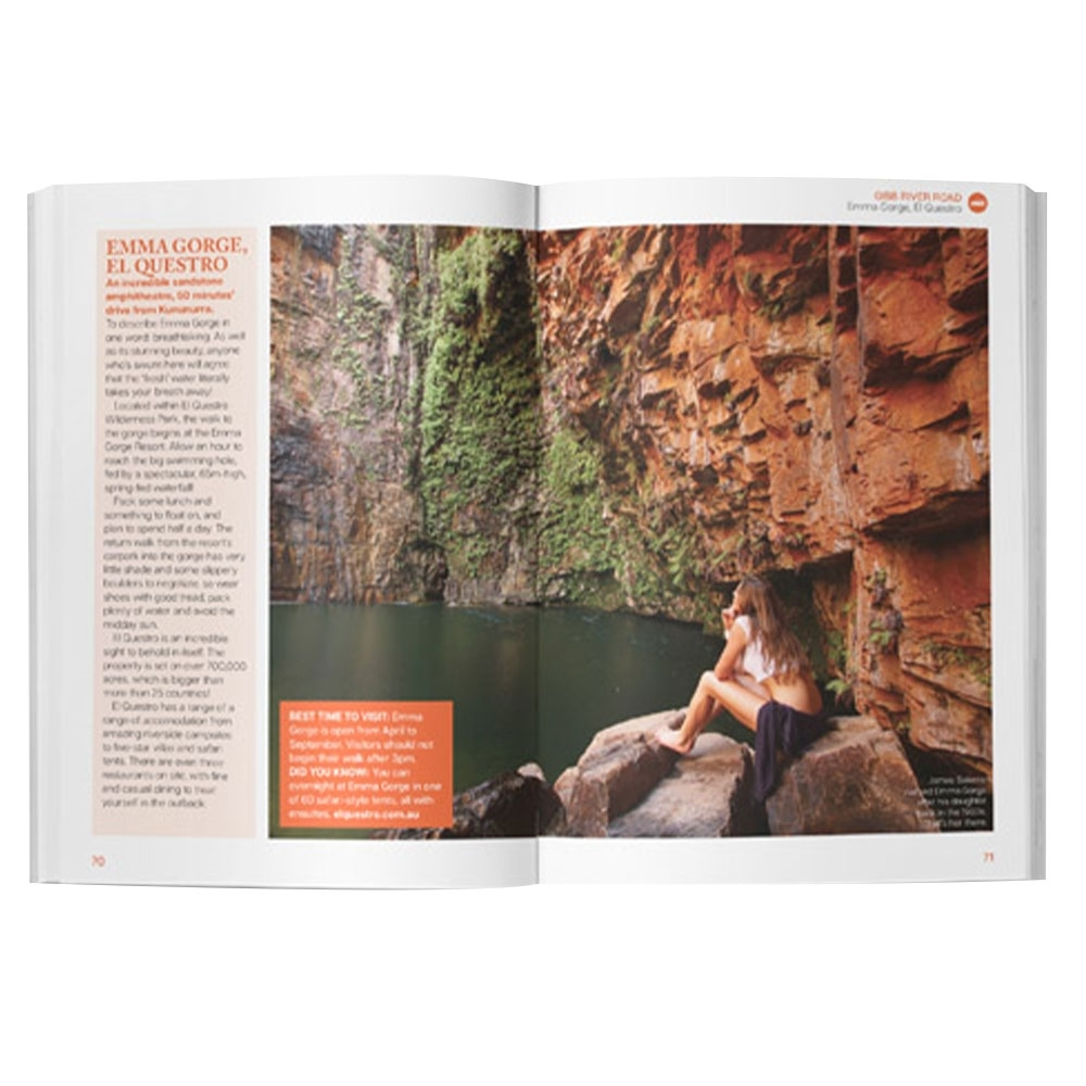 Exploring Eden Media 100 Things To See In The Kimberley - Scotty Connell