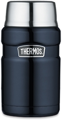 Thermos Stainless King 710ml Food Jar Midnight