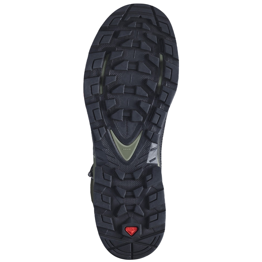 Salamon Quest Element GTX Men's Boot - Contagrip® TD sole for maximum traction on mixed terrain and extended durability